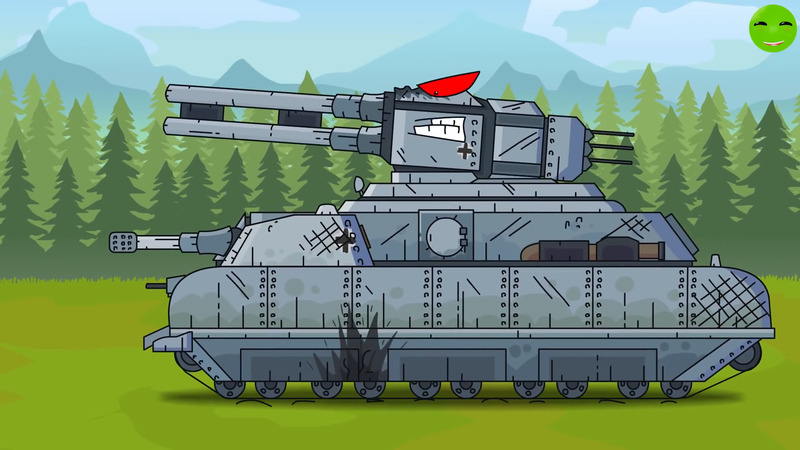 The Punisher Cartoons about tanks