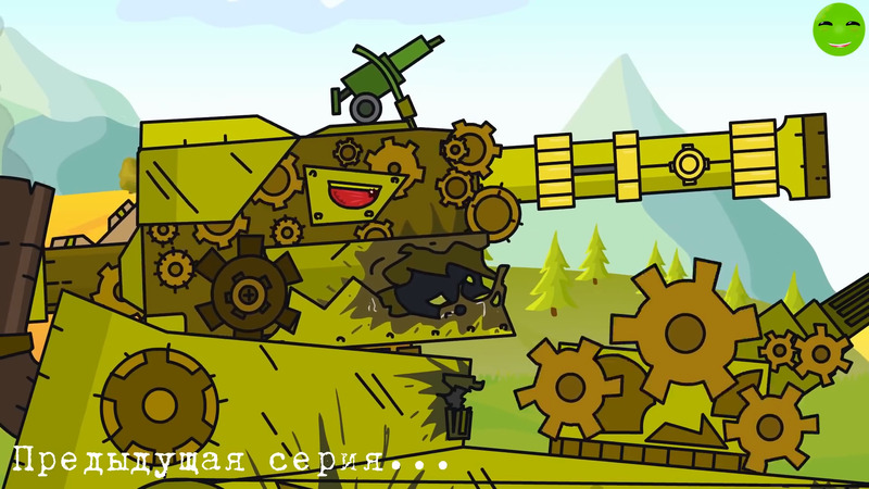 Monster Thousands of Towers - Cartoons about Tanks