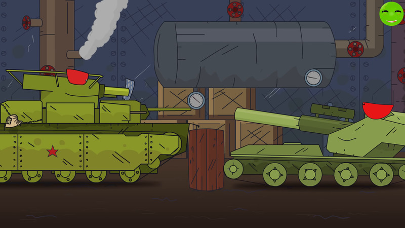 Capture Armored - Cartoons about tanks