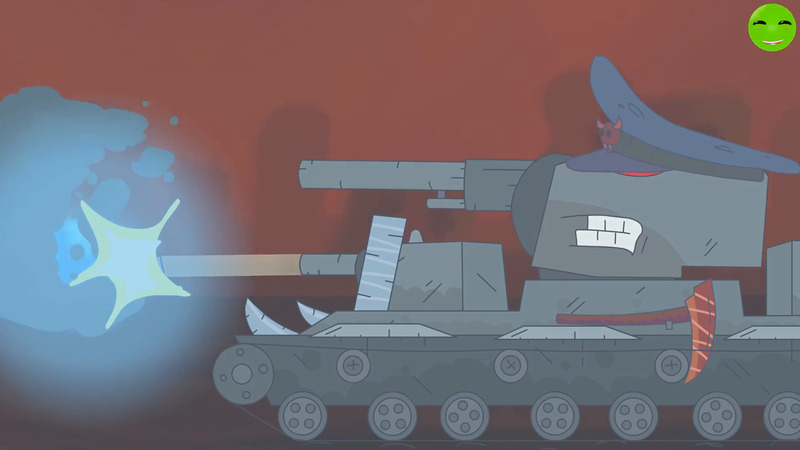 Is Leviathan defeated - Cartoons about tanks