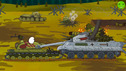 Squad Ratte - Cartoons about tanks
