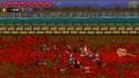 KID WETS ZOMBIES video for kids about a zombie game cartoon zombie adventure hero in GIBS